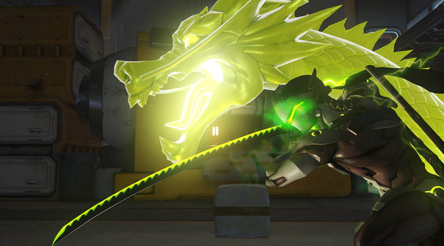 Overwatch Genji Ultimate
